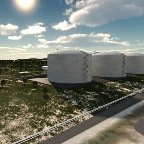 RWE izstopil iz konzorcija lastnikov v projektu Adria LNG