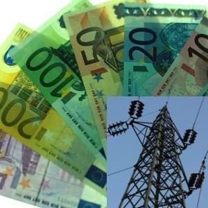 Finančni pregled sektorja oskrbe z električno energijo, plinom in paro