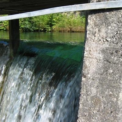 Slaba hidrologija vplivala na lanskoletni poslovni izid avstrijskega Verbunda