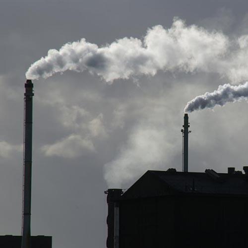 Nova najvišja raven toplogrednih plinov v ozračju