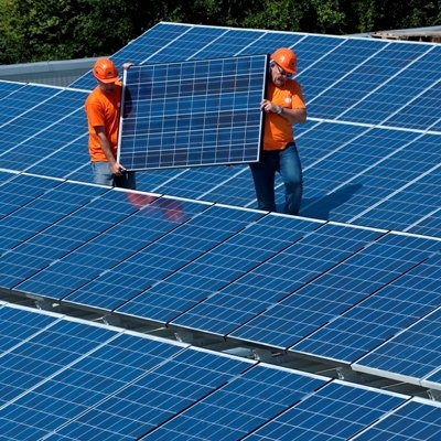 Global Solar Capacity Set to Rival Global Nuclear Capacity by End-2017