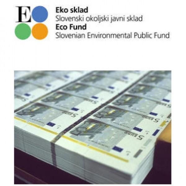 Eko sklad v prvem polletju razdelil 29 milijonov evrov subvencij
