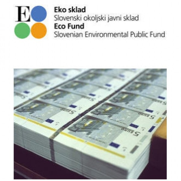 Vlada povečala premoženje Eko sklada