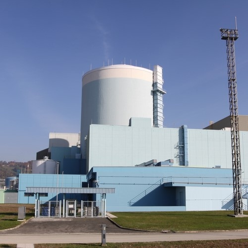 Krško NPP pleased with the 25th fuel cycle - dry season has not compromised the operation