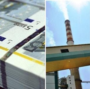 RWE preko 90 % proizvodnje v termo- in jedrskih elektrarnah v letu 2022 prodal po 48 EUR/MWh