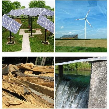 Veter, sonce in biomasa v EU lani prehiteli premog; JVE zaostaja