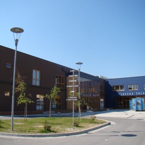 OŠ Brezovica: Šola brez oken