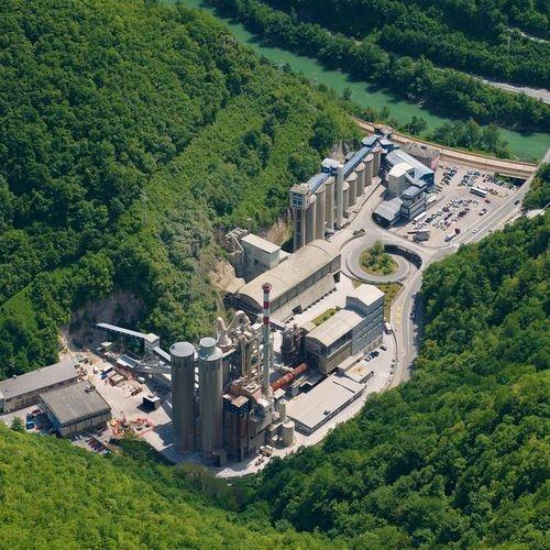 Lafarge Cement bo zmanjšal obseg proizvodnje v Trbovljah