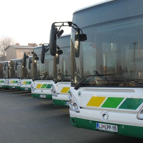 Prvi avtobusi na metan