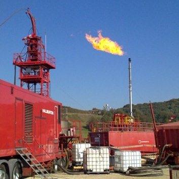 Proizvodnja plina v Petišovcih marca upadla za 30,5 %