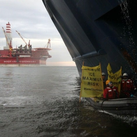 Okoljevarstveniki s tožbo nad norveško vlado zaradi novih področij črpanja nafte na Arktiki