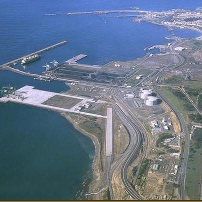 Slovenija in Italija znova o terminalu v Žavljah in daljnovodu Trst-Gradež-Vileš