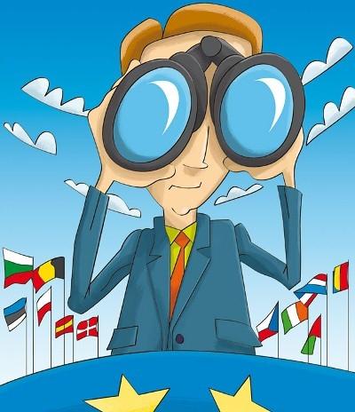 Evropska komisija izboljšala napoved letošnje gospodarske rasti za Slovenijo