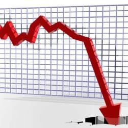 Evropska komisija Evropi napoveduje še globljo recesijo; napoved za Slovenijo ostaja pri 7 % padcu BDP