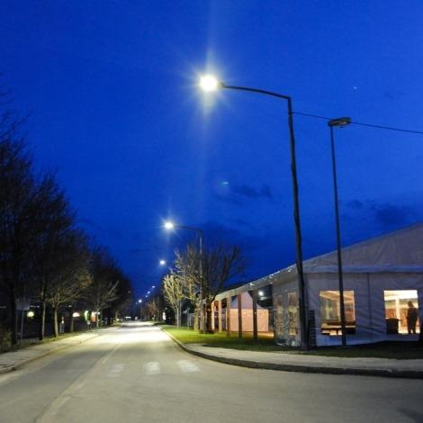 Petrol bo v dveh hrvaških mestih uvedel okolju prijazno razsvetljavo