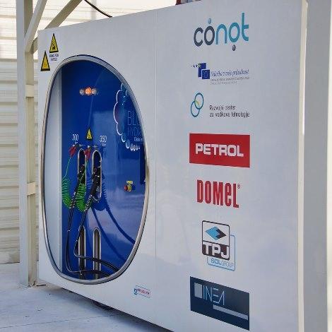 Obrambno ministrstvo do konca leta napoveduje razpis za vodikove polnilnice