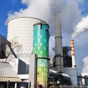 Testni zagon bloka 5 Termoelektrarne Šoštanj 31. julija