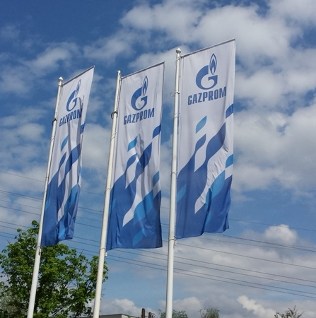 Gazprom posts doubling of 2020 LNG sales