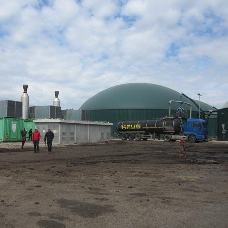 Okoljska ministrica dosegla dogovor o nadaljnjih ukrepih glede bioplinarne v Lendavi
