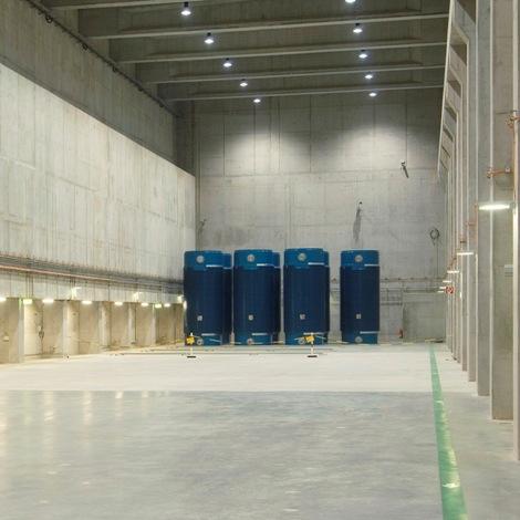 NEA: Shranjevanje visokoradioaktivnih odpadkov v globokih geoloških odlagališčih je tako varno kot tudi učinkovito