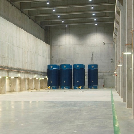 V Skladu NEK bo dovolj sredstev za izgradnjo odlagališča nizko- in srednje radioaktivnih odpadkov