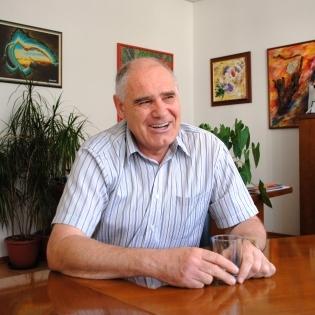 Drago Božac, župan Divače: Ne potrebujemo vetrnic, treba je le zmanjšati rabo energije