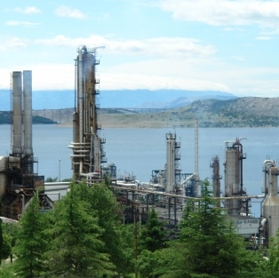 Croatian INA Signs Contract for Residues Treatment Facility at Rijeka Refinery