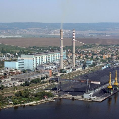 Bulgarian Varna coal plant signs EUR 450m deal for two new gas units