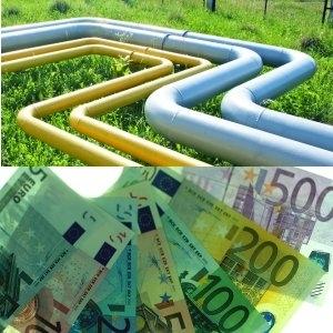 Gazpromov izvoz plina v Evropo v prvem polletju padel za 8 %