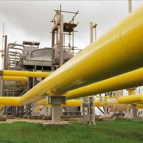 Gazpromov izvoz plina v Evropo v prvih devetih mesecih in pol padel za 2,5 %