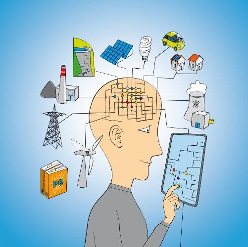Umetna inteligenca v energetiki: podatki postajajo dragocenejši od energije