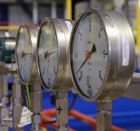 Gazpromov izvoz plina v Evropo v prvem četrtletju padel za 17 %