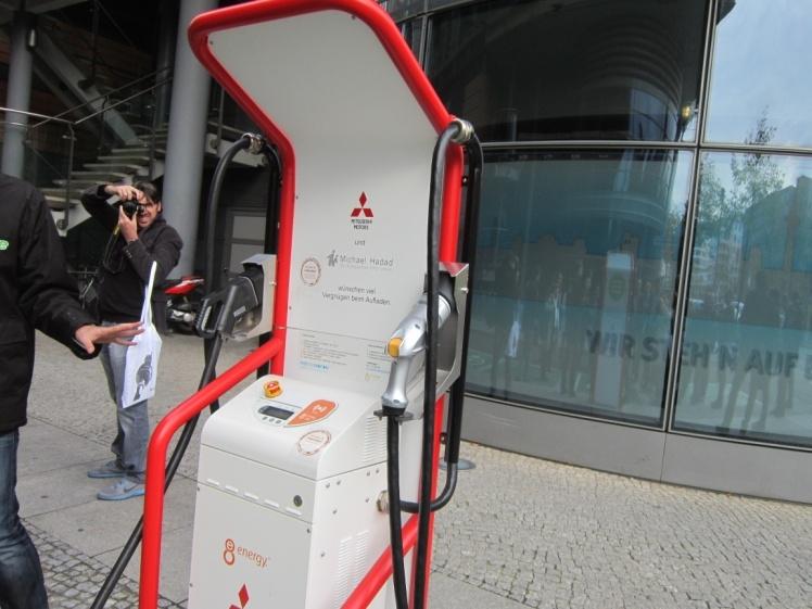 Petrol postavil 6 novih električnih polnilnic v centru Ljubljane