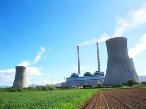 North Macedonia's Net Power Output Up Down 0.8% in April