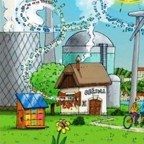 Petrol bo energetsko saniral objekte v Idriji