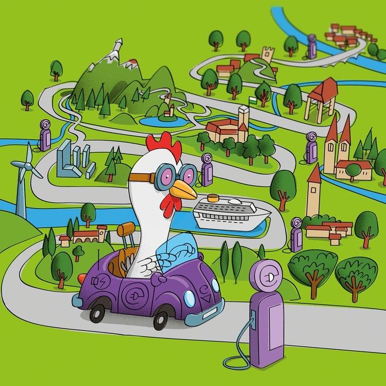 V Evropskem tednu mobilnosti bo letos sodelovalo kar 77 občin