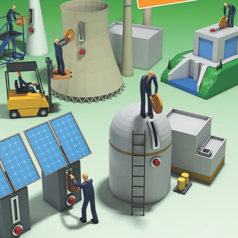 Prehod v nizkoogljično družbo bo imel svojo ceno