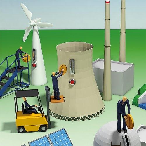 Jedrska in hidroenergija najbolj stroškovno učinkoviti za dosego podnebnih ciljev
