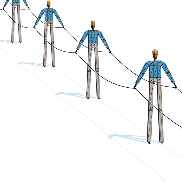 E-world: Ko vsak udeleženec na (energetskem trgu) postane klient in server