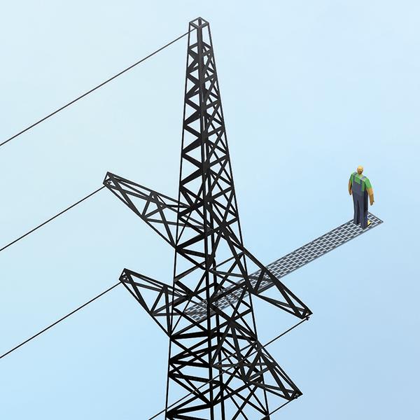 Povpraševanje po elektriki bo letos v zahodni Evropi zaradi koronavirusa manjše za 3 %