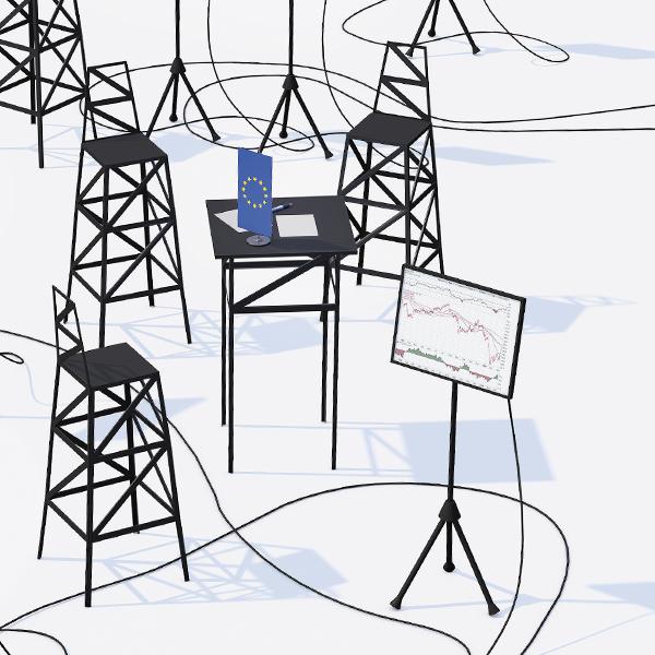 ELES: Težav, povezanih z zadostnostjo elektrike, ni pričakovati; Cene na borzah navzgor