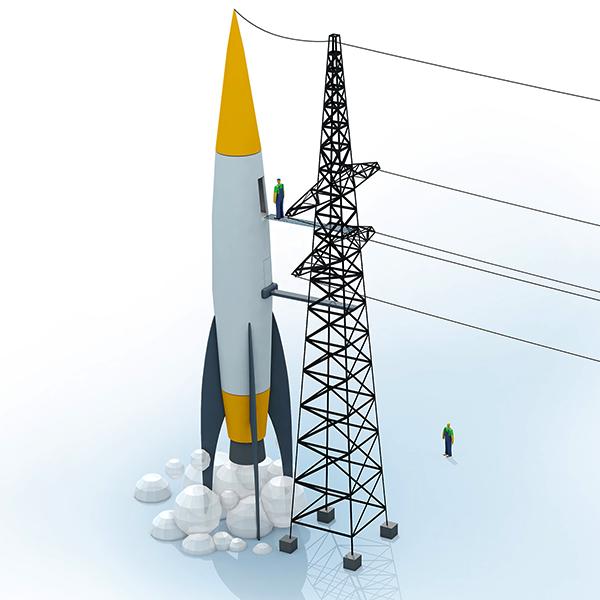 JVE potrebuje »masivno« okrepitev elektroenergetskih povezav