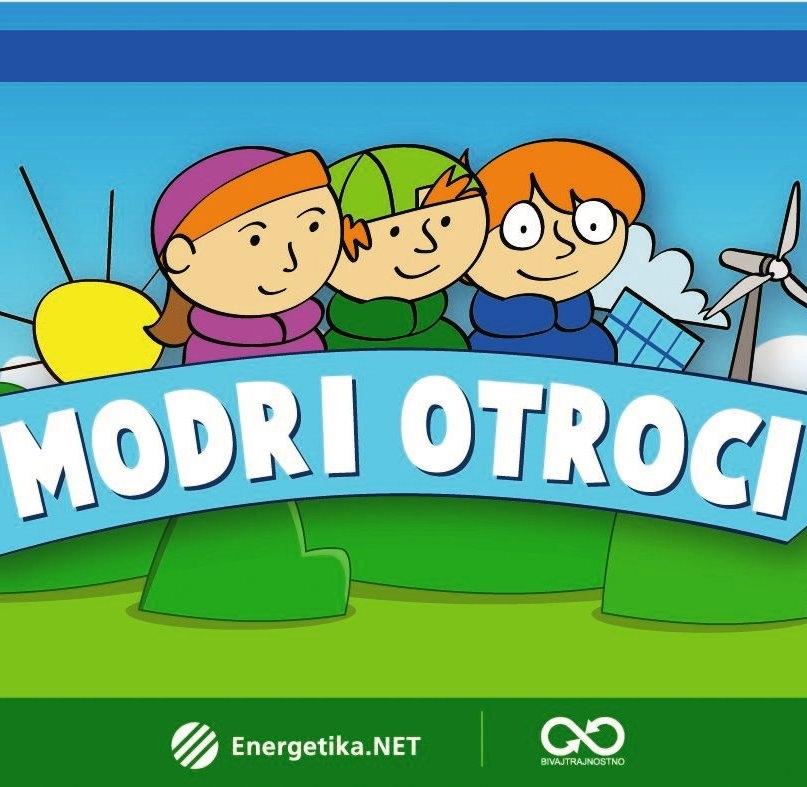 Energetika.NET razvila spletno igralno platformo Modri otroci