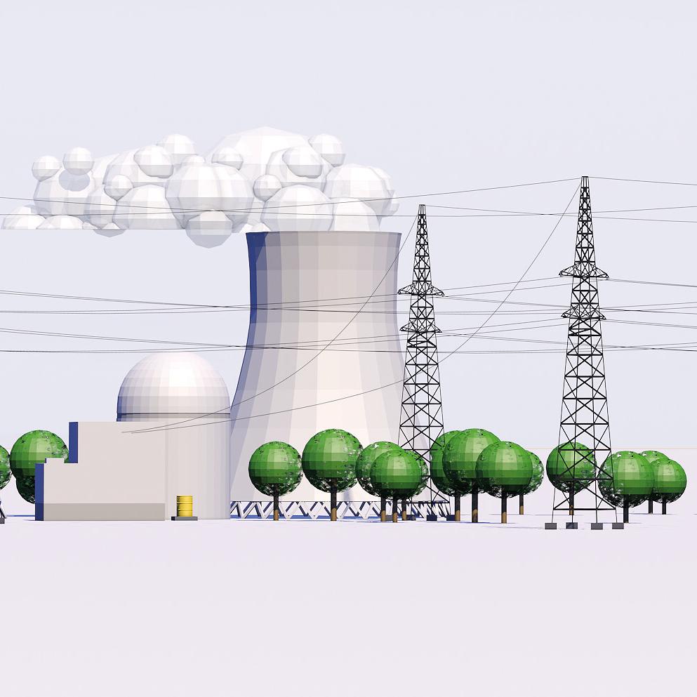 Društvo jedrskih strokovnjakov Slovenije: Obstoječi NEPN degradira ključne stebre trajnostne energetike
