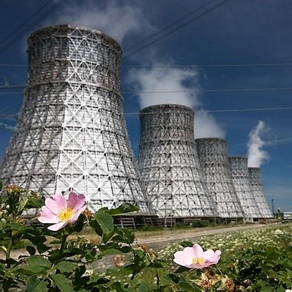 Svetovna proizvodnja jedrske elektrike lani dosegla 2506 TWh