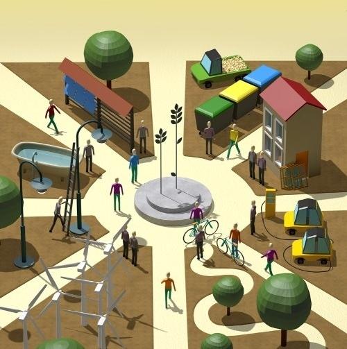 Trajnostna energetika in energetska samozadostnost navdihujeta župane in občane