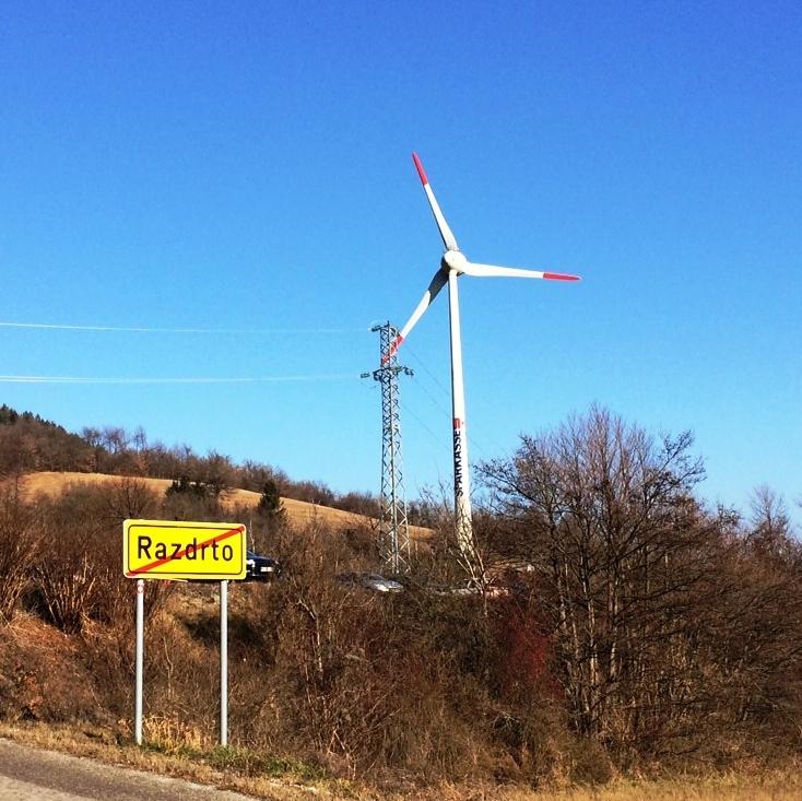 Za gradnjo malih vetrnih elektrarn bo na voljo 4 milijone evrov