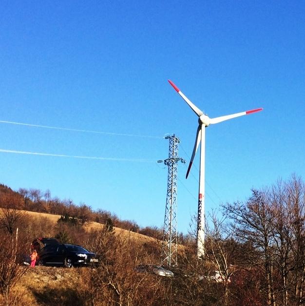 Grobelnikova: Da, Slovenija ima vetrni potencial