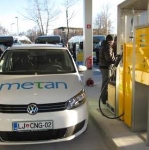 Vlada izdala uredbo o vzpostavitvi infrastrukture za alternativna goriva v prometu
