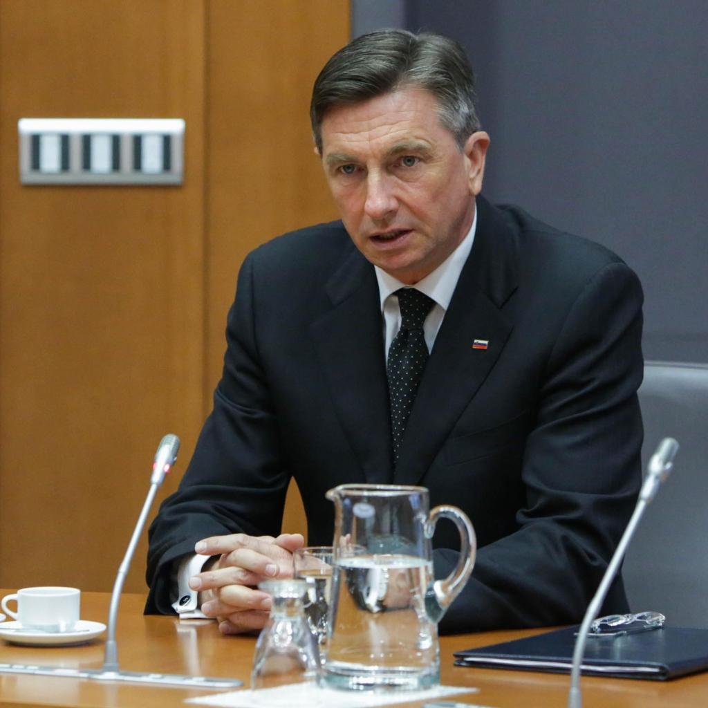 Pahor: Odločitve o JEK 2 ne bo brez referenduma